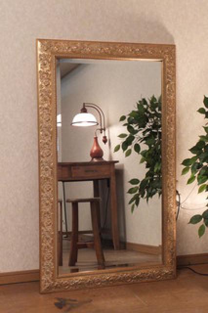 壁掛け 鏡 ミラー 額