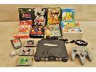 Nintendo 64 本体 ソフトセット …