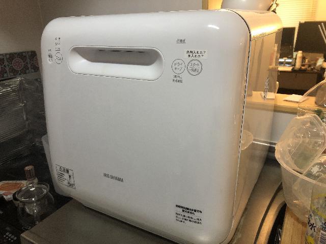 食器洗い器(食洗機)アイリスオーヤマ IHST-5000-W