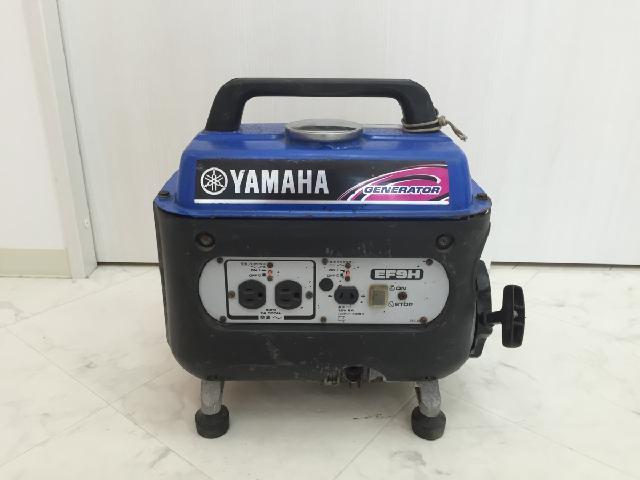 YAMAHA ヤマハ 発電機 EF9H 50Hz ジャンク