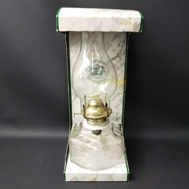 未使用 Lamplight Farms社製 オイルランプライト 西洋アンティーク 現状品